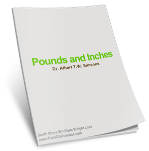 Dr. Simeons Pounds and Inches ebook